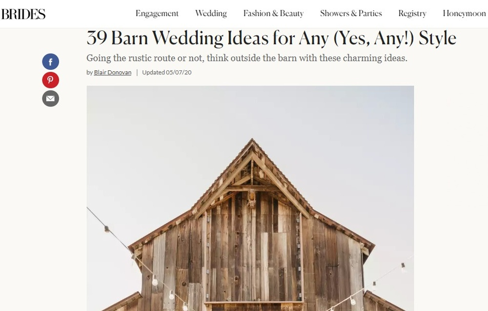 Blog by Kris Lavender wedding planner