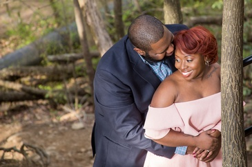 Engagement Photo Session - Wedding Packages Atlanta by Kris Lavender