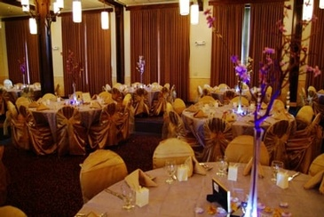 Wedding Reception by Kris Lavender - Wedding Planner Marietta GA