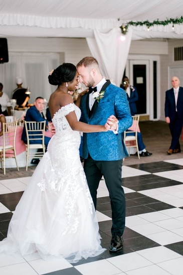 Wedding Dance - Wedding Planning by Kris Lavender - Atlanta Wedding Planner